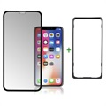 4smarts Second Glass Easy Assist iPhone XR / iPhone 11 Panserglas - Sort