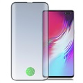 4smarts Second Glass UltraSonix Samsung Galaxy S10 5G Panserglas - Sort