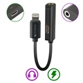 4smarts SoundSplit Lightning / 3.5mm Audio Adapter
