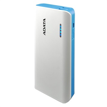 Adata PT100 Dobbelt USB Power Bank 10000mAh