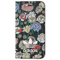 Adidas Bohemian iPhone 7 / iPhone 8 Flip Cover - Farverig