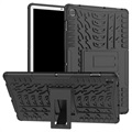Anti-Slip Samsung Galaxy Tab S5e Hybrid Cover med Stand - Sort