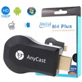 AnyCast M4 Plus Trådløs TV Dongle - Airplay, DLNA, Miracast