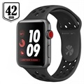 Apple Watch Nike+ Series 3 LTE MTH42ZD/A - Anthracite/Black Nike Sportsrem, 42mm