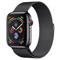 Apple Watch Series 4 LTE MTX32FD/A - Rustfrit Stål, Milanorem, 44mm, 16GB