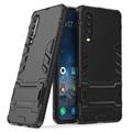 Armor Series Huawei P30 Hybrid Cover med Stand