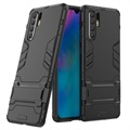 Armor Series Huawei P30 Pro Hybrid Cover med Stand