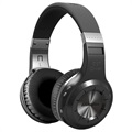 Bluedio Turbine H+ Bluetooth 4.1 Stereo Headset - Sort