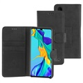 Commander Elite Huawei P30 Flip Cover - Sort