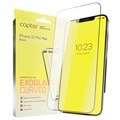 Copter Exoglass Curved iPhone 12 Pro Max Panserglas - Sort