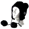 Fluffy Beanie Hue Bluetooth Headset