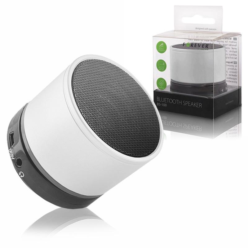 Afholte Forever BS-100 Bluetooth-højtaler YW-87