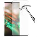 Full Cover Samsung Galaxy Note10 Panserglas - Sort
