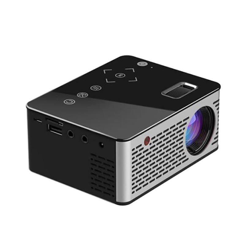 27c4340dc Full HD Mini LED Projektor med Touch-Kontrol T200