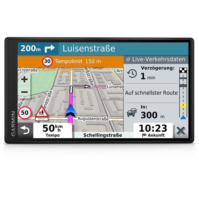 Garmin Drivesmart 55 Mt D Gps Navigation Europa Kort