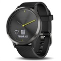 Garmin Vivomove HR Sport Smartwatch - L - Sort