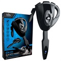 Gioteck EX-01 Bluetooth Headset til PS3 - Sort