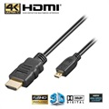 High Speed HDMI / Micro HDMI Kabel