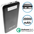 Green Cell PB93 Qualcomm QC 2.0 Power Bank - 20000mAh