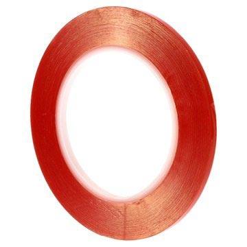 Godt Varmebestandigt Dobbeltsidet Selvklæbende Tape - 5mm EL66