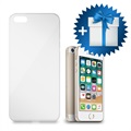 Hello Flex Ultratyndt iPhone 5/5S/SE TPU Cover - Krystalklar