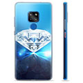 Huawei Mate 20 Hybrid Cover - Diamant