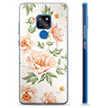 Huawei Mate 20 Hybrid Cover - Floral