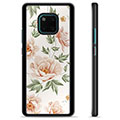 Huawei Mate 20 Pro Beskyttende Cover - Floral