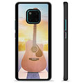Huawei Mate 20 Pro Beskyttende Cover - Guitar