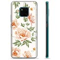 Huawei Mate 20 Pro TPU Cover - Floral