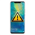 Huawei Mate 20 Pro Opladerforbindelse Flex Kabel Reparation