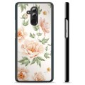 Huawei Mate 20 Lite Beskyttende Cover - Floral