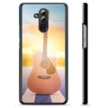 Huawei Mate 20 Lite Beskyttende Cover - Guitar