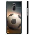 Huawei Mate 20 Lite Beskyttende Cover - Fodbold