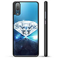 Huawei P20 Beskyttende Cover - Diamant