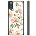 Huawei P20 Beskyttende Cover - Floral
