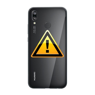 Huawei P20 Lite Bag Cover Reparation