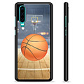 Huawei P30 Beskyttende Cover - Basketball