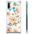 Huawei P30 Lite Hybrid Cover - Floral