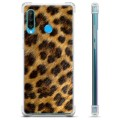 Huawei P30 Lite Hybrid Cover - Leopard