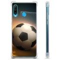 Huawei P30 Lite Hybrid Cover - Fodbold