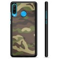 Huawei P30 Lite Beskyttende Cover - Camo