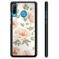 Huawei P30 Lite Beskyttende Cover - Floral