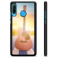 Huawei P30 Lite Beskyttende Cover - Guitar