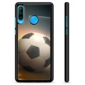 Huawei P30 Lite Beskyttende Cover - Fodbold