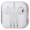 In-ear headset / høretelefoner - iPhone / iPad / iPod - Hvid