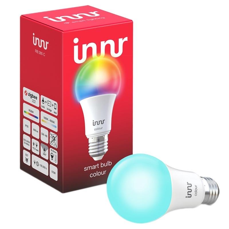 Kæmpestor Innr Smart LED Pære RB 285 C med ZigBee 3.0 - Hvid BE46