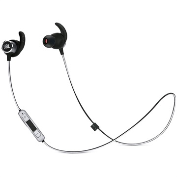 JBL Reflect Mini 2 In-Ear Trådløs Sport Høretelefoner - Sort