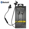 Jabra Halo Free Bluetooth 4.1 Stereo Headset - Sort