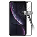 Ksix Extreme Full Cover iPhone XR Panserglas - 9H - Sort